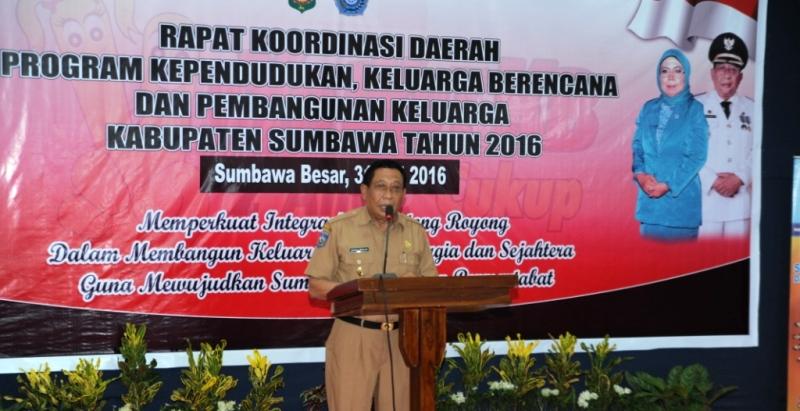 Wakil Bupati Sumbawa, Drs H Mahmud Abdullah
