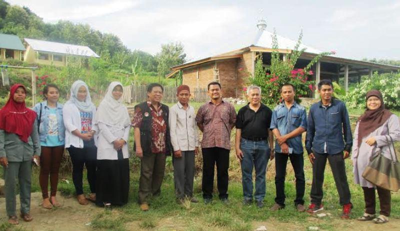 Prof Lilik Kunjungi SMK Al Kahfi