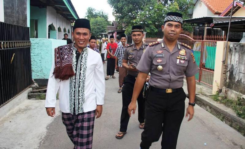 Kapolres Sumbawa, AKBP Muhammad SIK, tanpa henti berdakwah dari masjid ke masjid