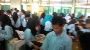 MOS SMA Pampang