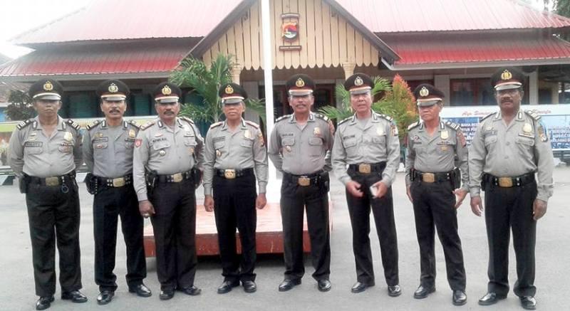 Para Perwira yang naik pangkat
