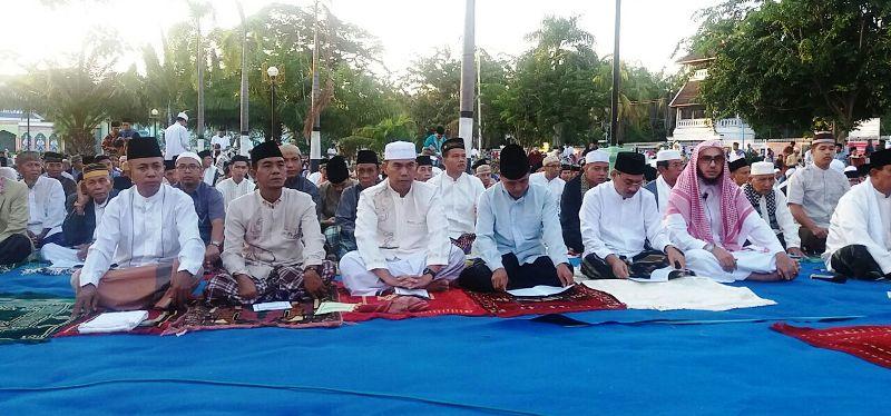 Sholat Ied Sumbawa