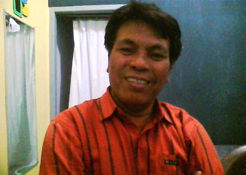 Camat Plampang, ZubaidiYasin S.Sos