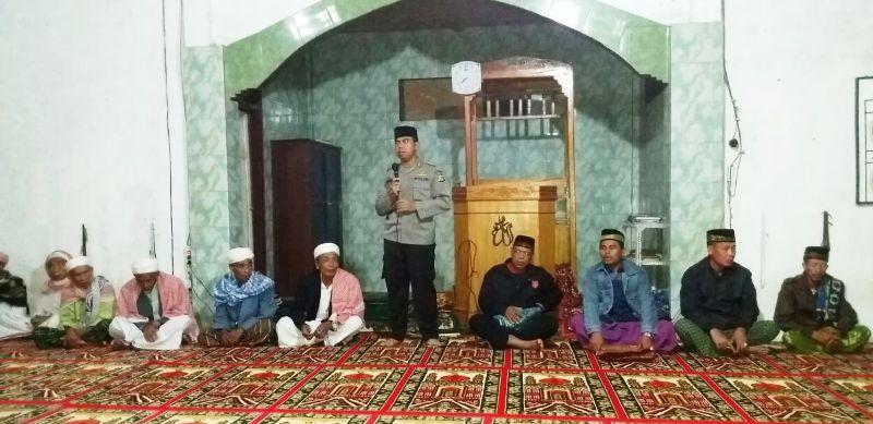 Kapolres Muhammad di Tepal 1