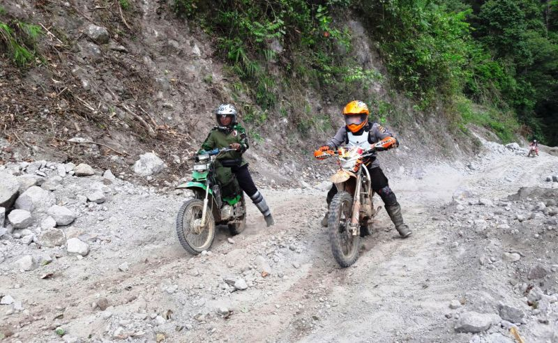 Kapolres Sumbawa ke Desa Tepal Batu Lanteh