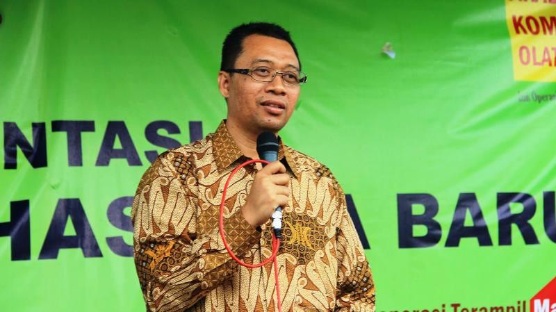 Pembina Yayasan Dea Mas, Dr. H. Zulkieflimansyah SE M.Sc