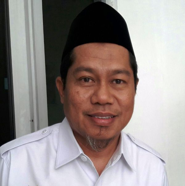 Kepala BPBD NTB, H. Mohammad Rum, MT