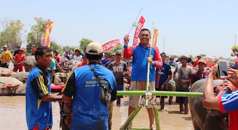 Kadis Peternakan Sumbawa, Ir. Talifuddin M.Si