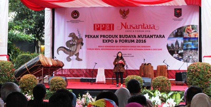 Menteri Koordinator Pembangunan Manusia dan Kebudayaan RI Puan Maharani