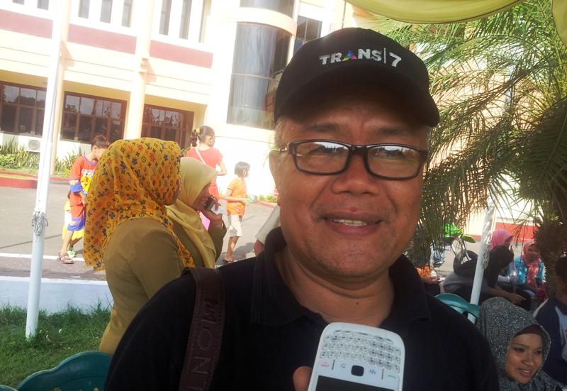 H Hasanuddin S.Pd, Tim Juri Lomba Drumband