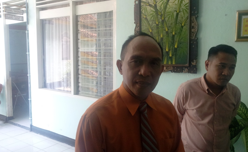 Sobaruddin SH, Kuasa Hukum Tersangka Kades Penyaring