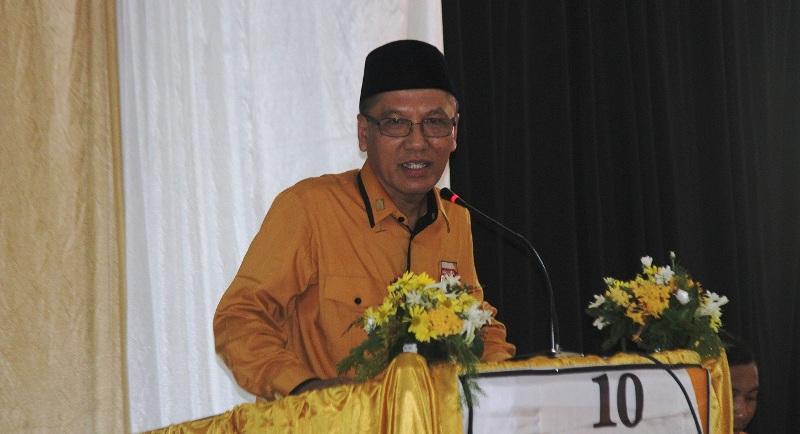 Ketua DPD Hanura NTB, H. Mudhan Hadzie