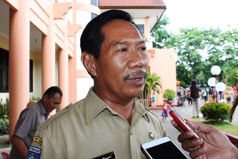 Sekda Sumbawa, Drs. H. Rasyidi