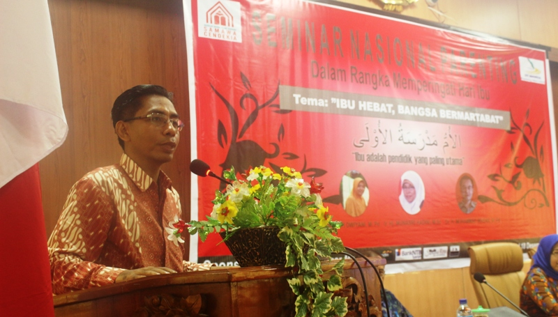 Kepala SDIT SC, Sambirang Ahmadi S.Ag M.Si