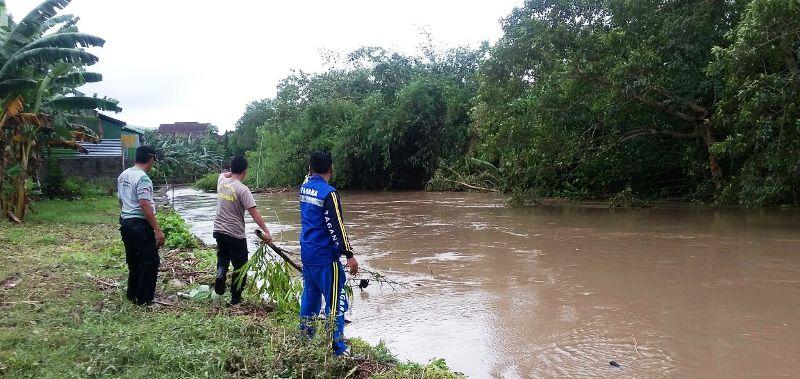 Tim Tagana memantau Sungai Moyo