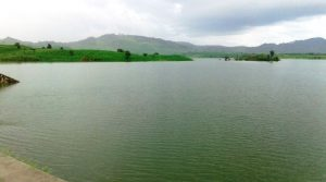 Banjir rendam sawah 1