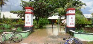 Maronge Banjir sekolah