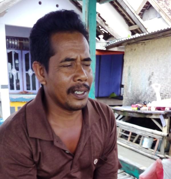 Zainuddin, Nelayan Labu Lalar