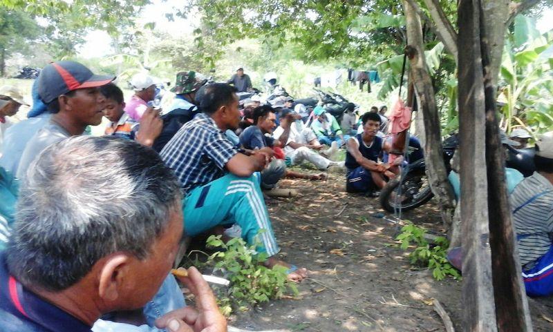 Reses di Kecamatan Labangka