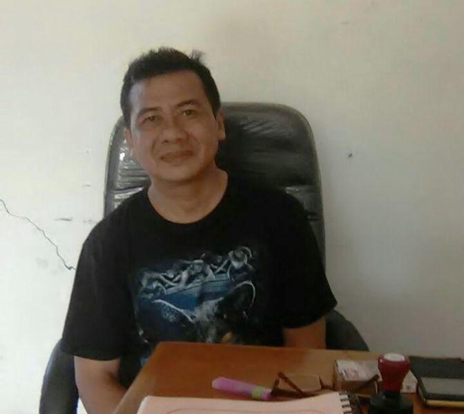 Kepala Balai Kesatuan Pengelolaan Hutan Sumbawa Timur, Suhardi SP M.Si