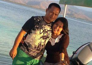 Daeng Baso dan istri