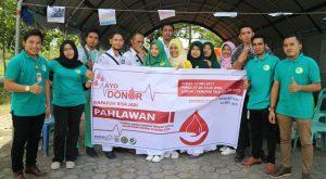 Donor Darah PPNI 1