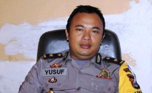 Kabag Ops Yusuf Tauziri alias Bang Yusta