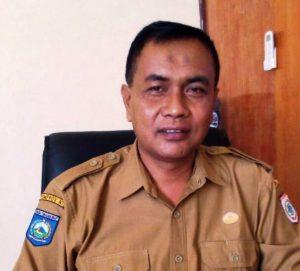 Kepala Disperindag dan UMKM KSB, Amin Sudiono