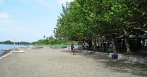 Pantai Lapade baru