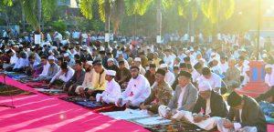 Idul Adha Bupati 1