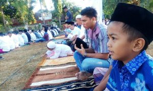 Idul Adha Sholat 1