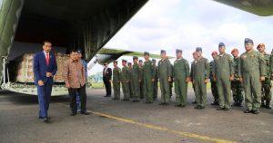 Jokowi Bantuan Rohingya