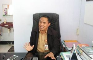 Kadis Peternakan Talifuddin