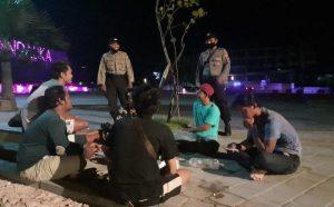 Polisi Blue Light