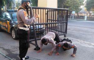 Polisi Pushup